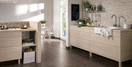 Mosaikfliesen für die Küche