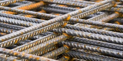 Stahl und Stahlmatten