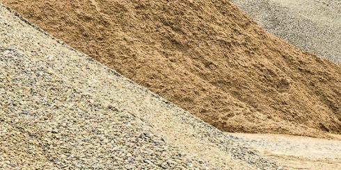 Sand, Steine & Zierkies