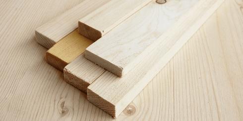 Holz & Holzwerkstoffe