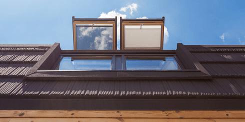 Klapp-Schwingfenster