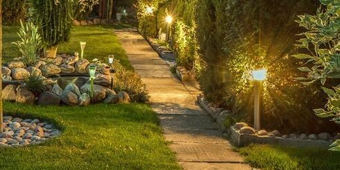 Gartenbeleuchtung & Zubehör