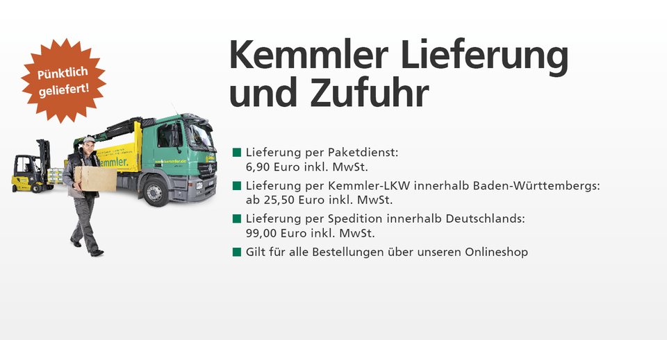 Zufuhrarten onlineshop kemmler.de