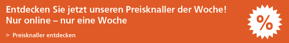 Banner Preisknaller Startseite