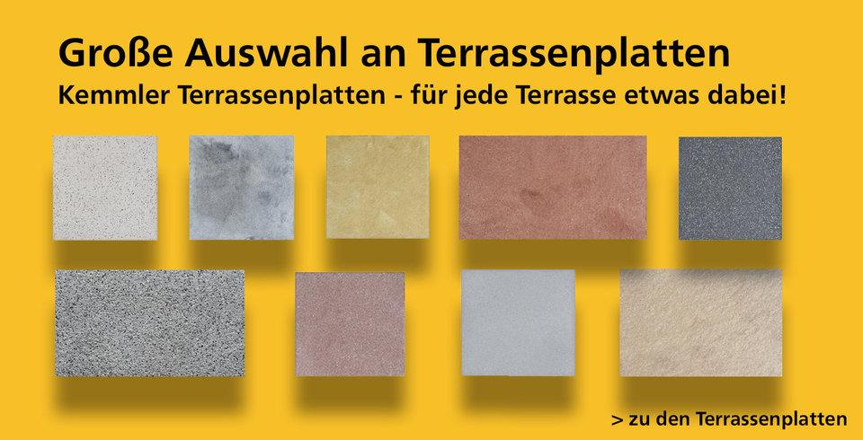 Terrassenplatten Rotator