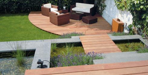 Gartengestaltung Idee modern_1