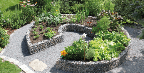 Gartengestaltung Idee Nutzgarten