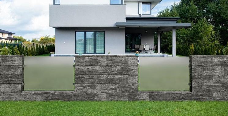 Berühmt Gartenmauer gestalten | kemmler.de &UZ_26