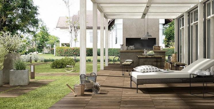 terrassengestaltung ideen garten balkon terrasse