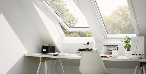 Velux Schwingfenster SEA LP
