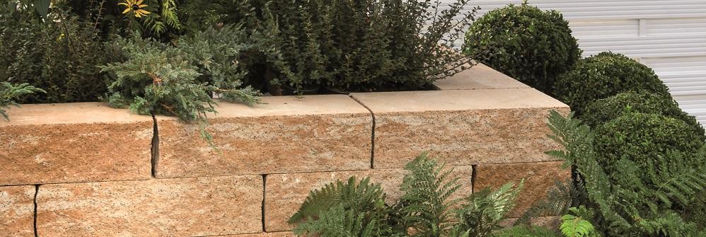 trockenmauer setzen