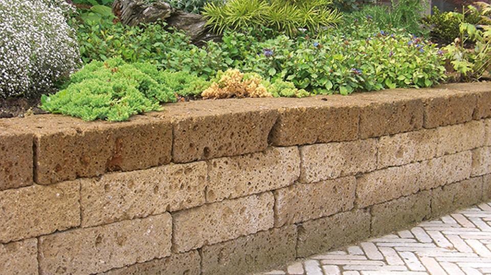 trockenmauer bauen