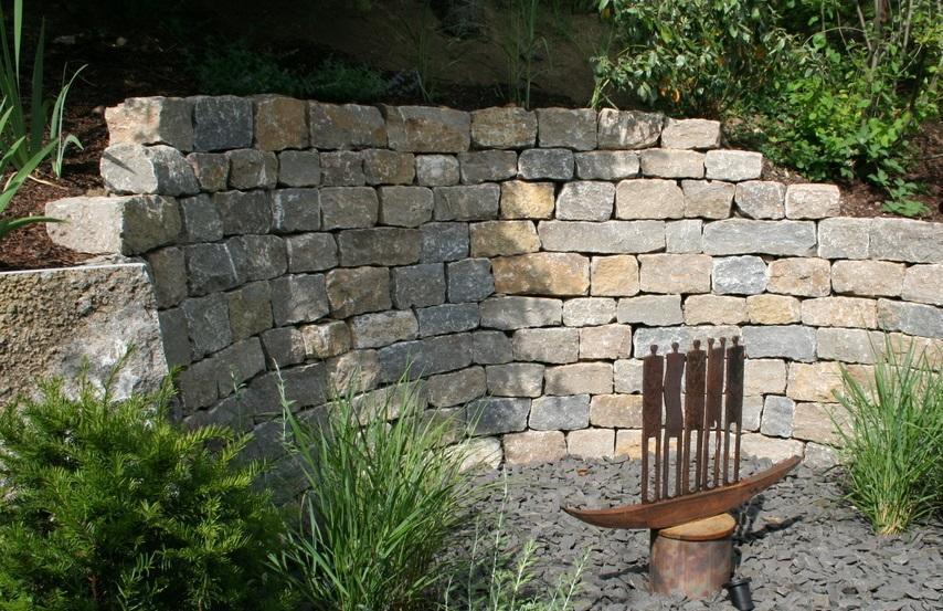 steinmauer trockenmauer