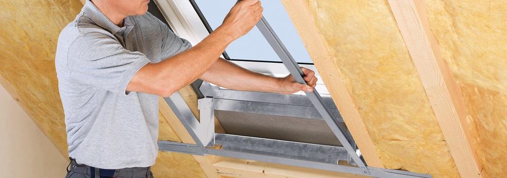 dachfenster einbauen