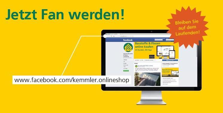 Kemmler Onlineshop Facebook