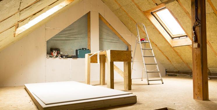 Dach ausbauen Dachausbau Dachboden ausbauen
