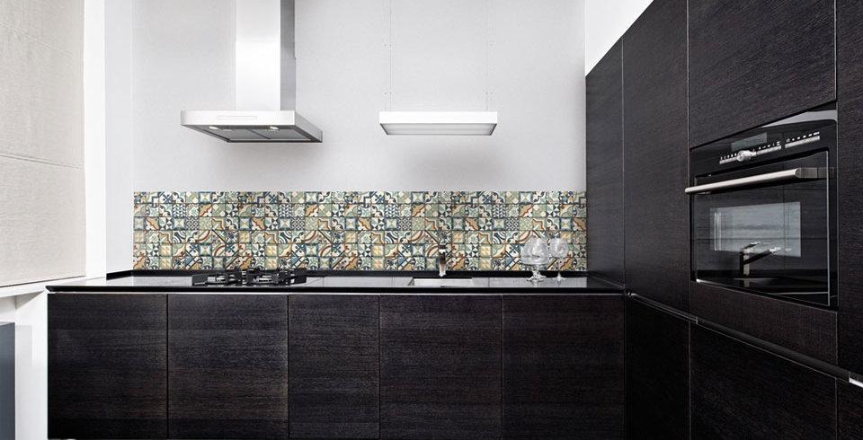 Patu mosaik 32x32cm mehrfarbig feinsteinzeug glasiert r9 b for Fliesen abriebgruppe