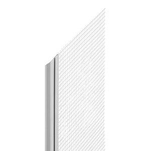 Catnic Aufsteckprofil 8007 Pvc Mit Gewebe F R Sockelprofil