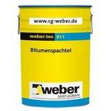 weber.tec 911 Bitumenspachtel
