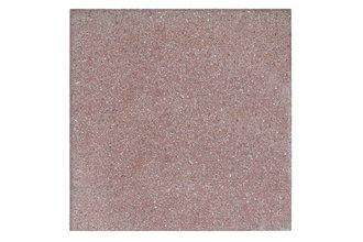 Kemmler Terrassenplatte Paris 400x400x42 Mm Kugelgestrahlt Rot