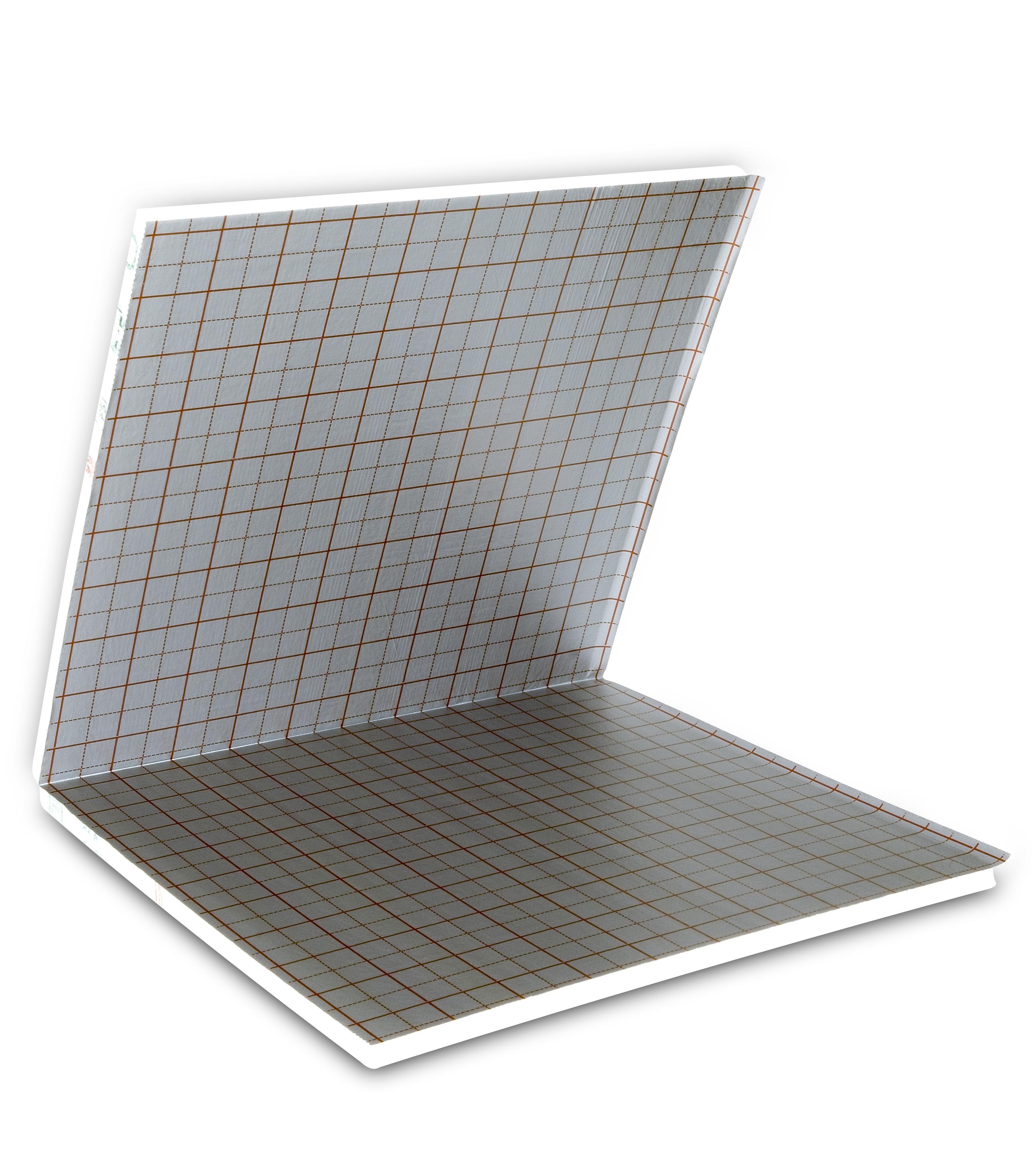 thermodämm protec faltplatte eps045 des sm 2000x1000x30-3 mm, wlg045
