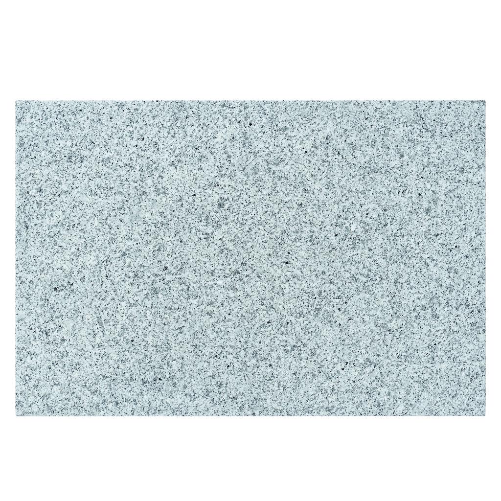 Kemmler Granit Terrassenplatte 600x300x30 Mm Geflammte Geburstete