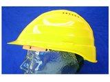 HaWe Arbeits Schutzhelm Gelb