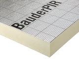 Bauder PIR FA TE Terrassendämmplatte 1200x600x120 mm Stufenfalz