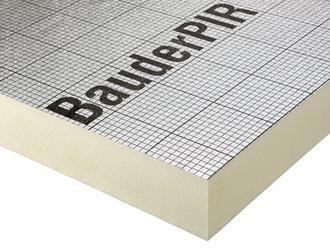 BauderPIR Flachdach-/Terrassendämmplatten