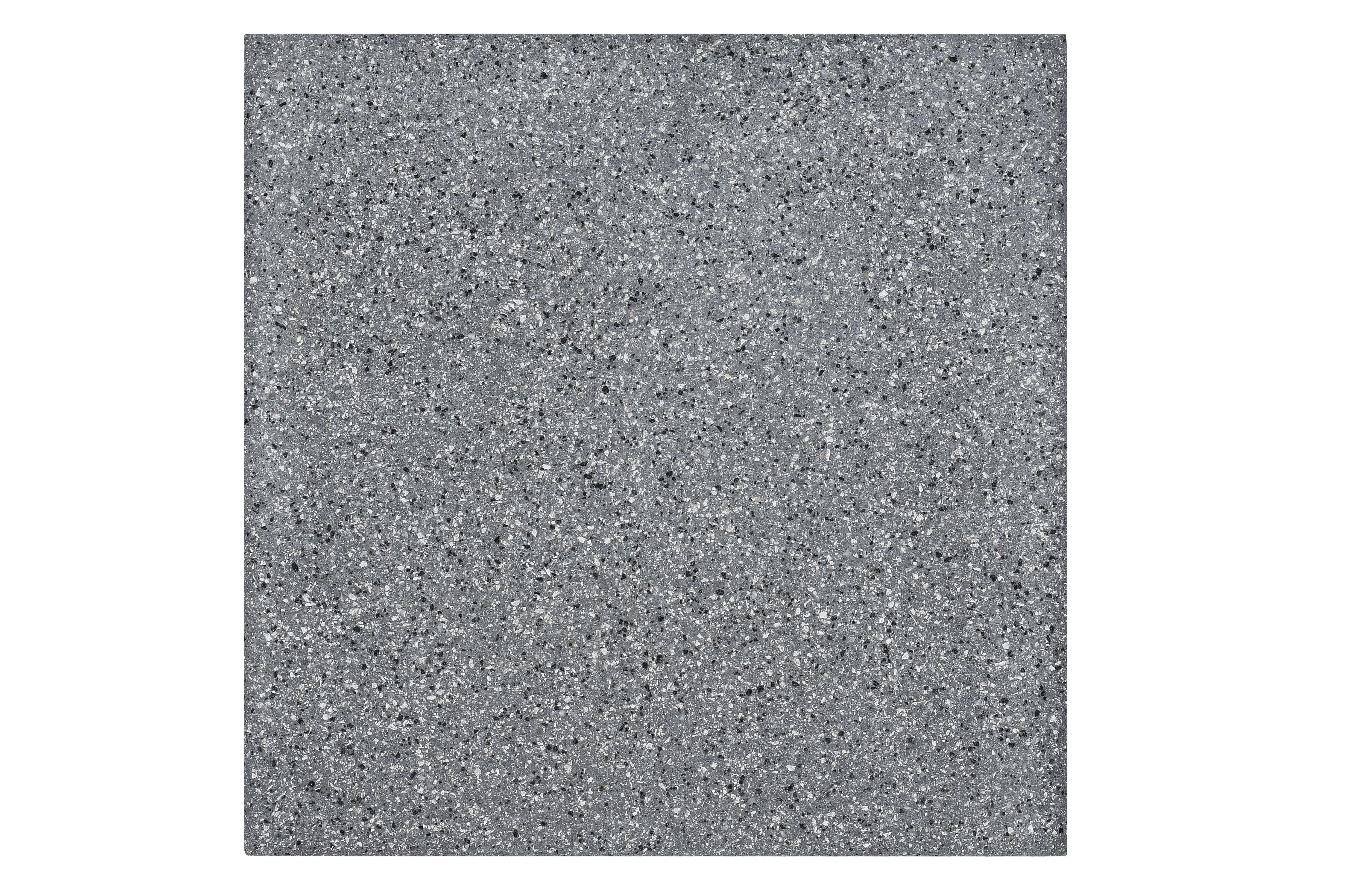 Kemmler Terrassenplatte Barcelona Xx Mm Kugelgestrahlt - Betonplatten dunkelgrau