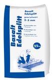 Basalt Edelsplitt 25 kg / Sack