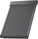 VELUX Solar-Rollladen SSL MK08 0000S MK08/78x140 cm SSL 0000S - Aluminium Dunkelgrau