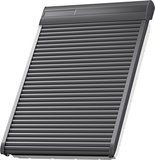 VELUX Solar-Rollladen SSL PK08 0000S PK08/94x140 cm SSL 0000S - Aluminium Dunkelgrau
