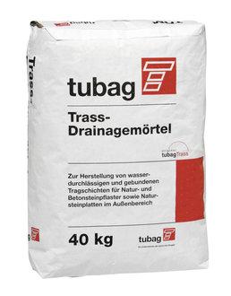 Tubag Trass Drainagemörtel