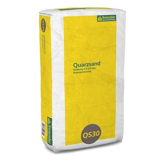 Kemmler QS30 Quarzsand