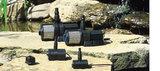 Oase Teichpumpe Aquarius Universal 2000 Outdoor Statuenpumpe