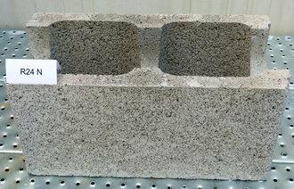 rau beton schalungsstein r normalstein r 24 n 500x240x250mm. Black Bedroom Furniture Sets. Home Design Ideas