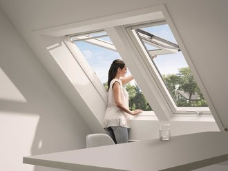 velux klapp schwing fenster gpu 0059 sk08 thermo star. Black Bedroom Furniture Sets. Home Design Ideas