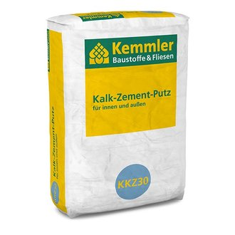 Kemmler Kalk-Zement-Putz