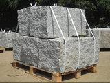 Betkom Schlesischer Granit Mauerstein 600-700x360x360 mm