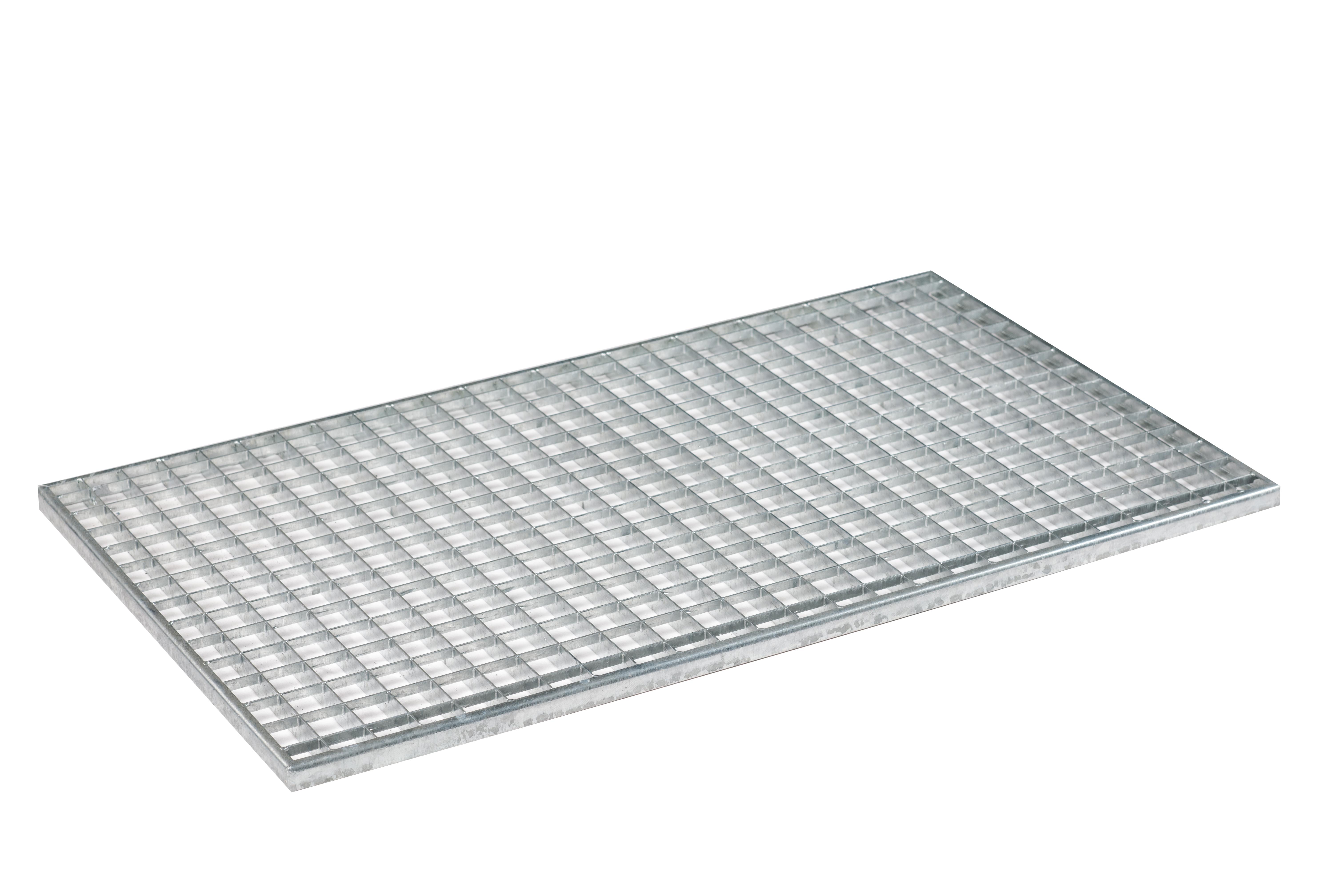 gitterrost für standardlichtschacht mw 30/30 - 100x50 cm | www