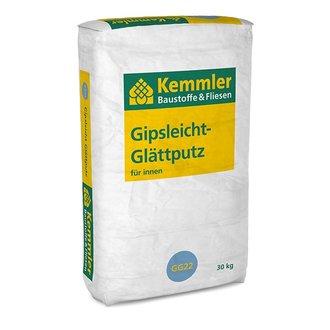 Kemmler GG22 Gipsleicht-Glättputz