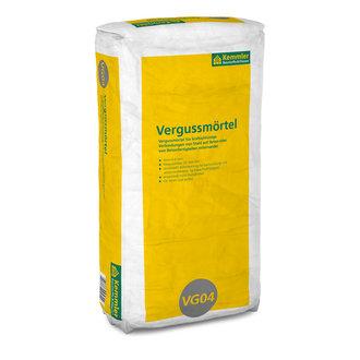 Kemmler VG04 Vergussmörtel