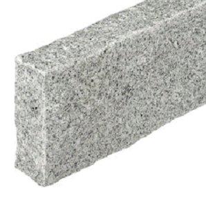kemmler granit rasenkanten stein 80x300x1000 mm allseits ges gt geflammt anthrazit www. Black Bedroom Furniture Sets. Home Design Ideas