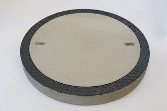 kemmler schachtabdeckung premium betongrau. Black Bedroom Furniture Sets. Home Design Ideas