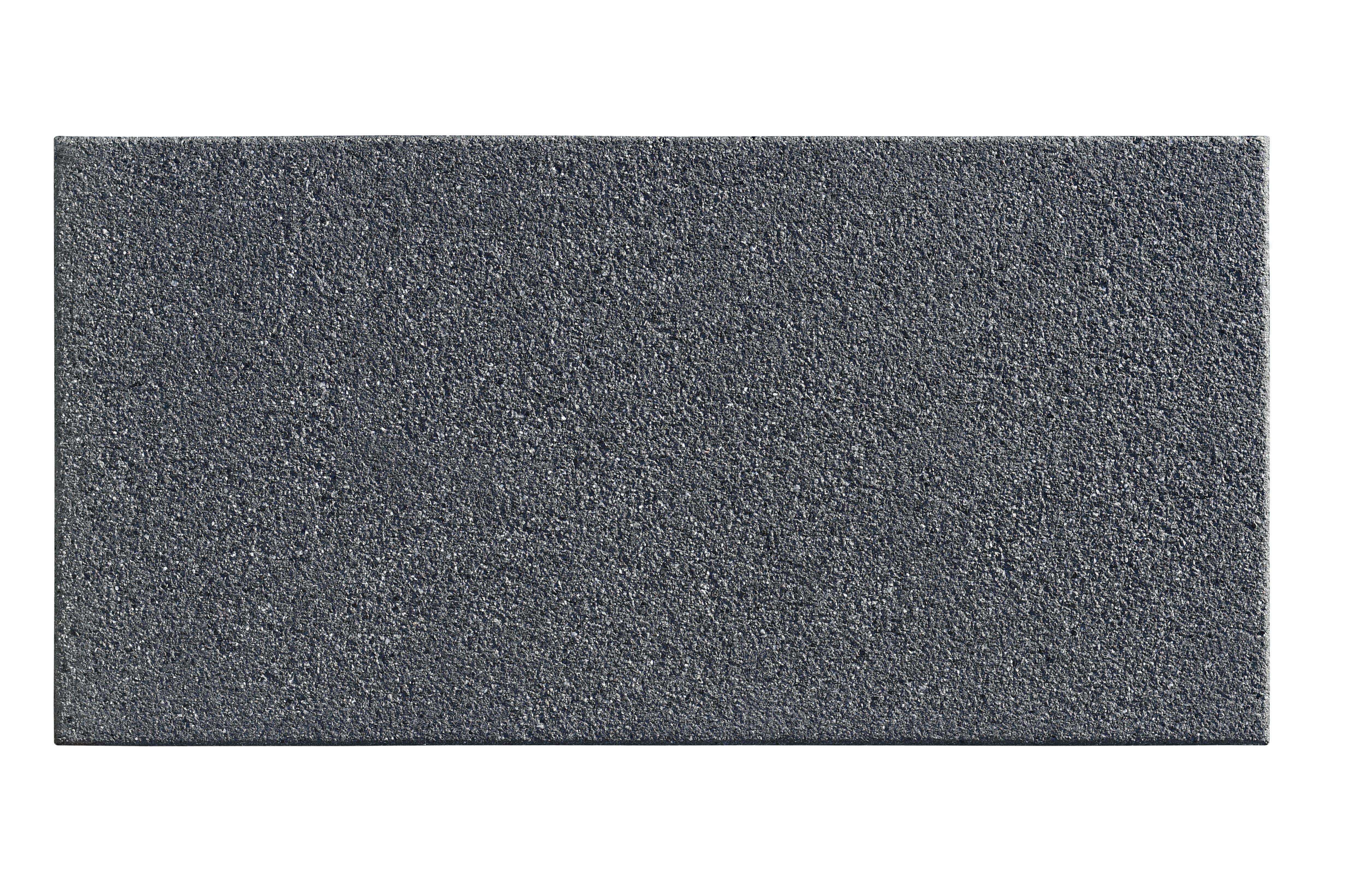 Terrassenplatte Pamplona Sandgestrahlt 800x400x42 Mm Anthrazit