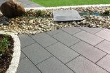 Braun Beton Terrassenplatte