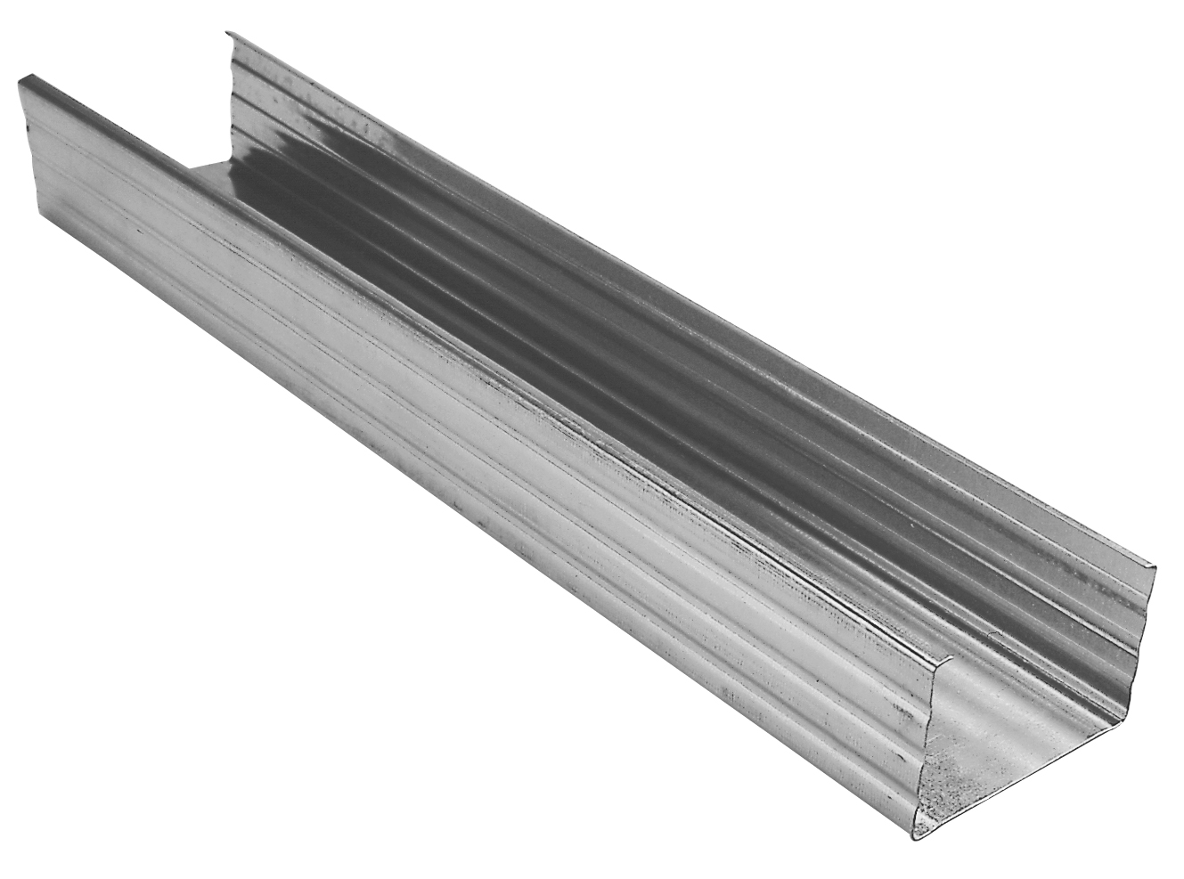 könig c-wandprofil cw 50 3000x50x50x0,6 mm, c-wandprofil, verzinkt