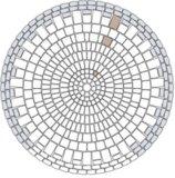 kronimus spartana antik pflaster 126x63x60 mm weinlaub. Black Bedroom Furniture Sets. Home Design Ideas