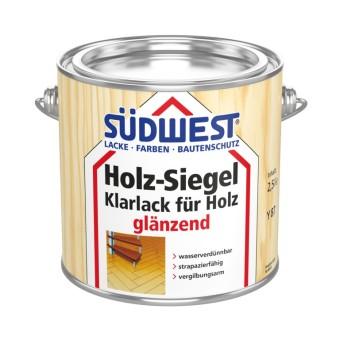 Südwest Lacke Farben Holz Siegel 25 Leimer 0901 Farblos